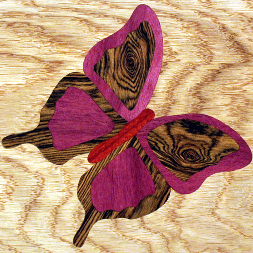 EZInlays FlutterBy Decorative Inlay Design